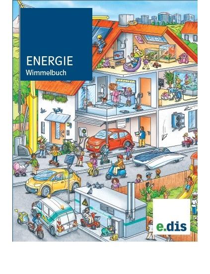 Unser Geschäft kinderleicht erklärt: E.DIS Wimmelbuch